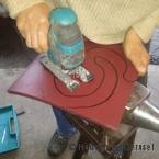 Kunststoffbeschlag für Kaltblüter